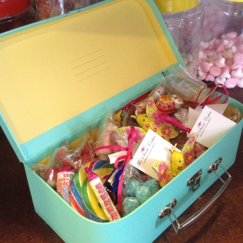 The Sweet Cabin Hamper
