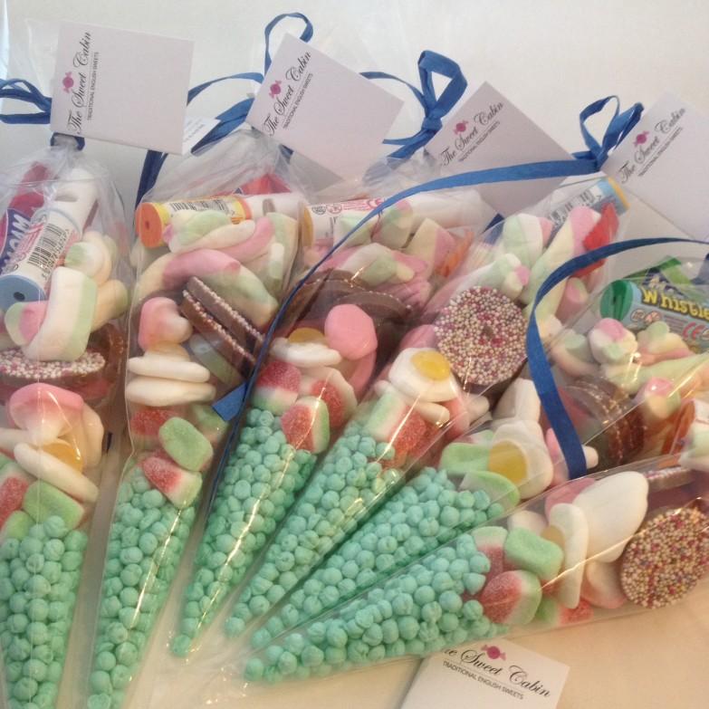 Party cones / sweet cones
